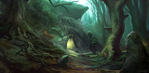 Drakensang Online - Pieczary Dzikich Serc