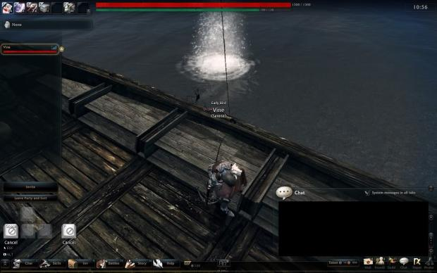 Vindictus Fishing