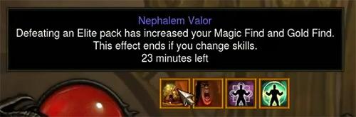 Diablo 3 Nephalem Valor