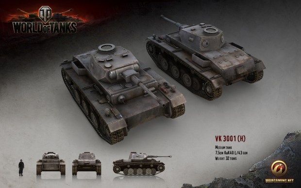 VK 3601 World of Tanks Poradnik
