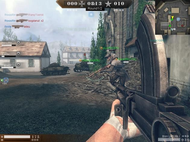 Army Rage MMOFPS
