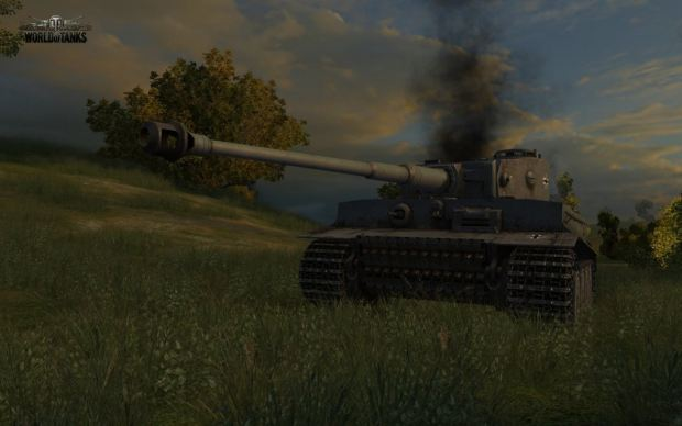World of Tanks Tiger Poradnik