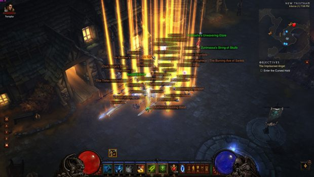 Diablo 3 Legendary