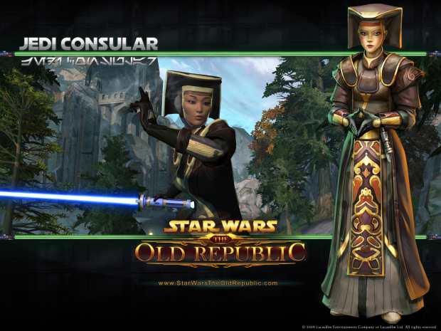 Star Wars Jedi Consular