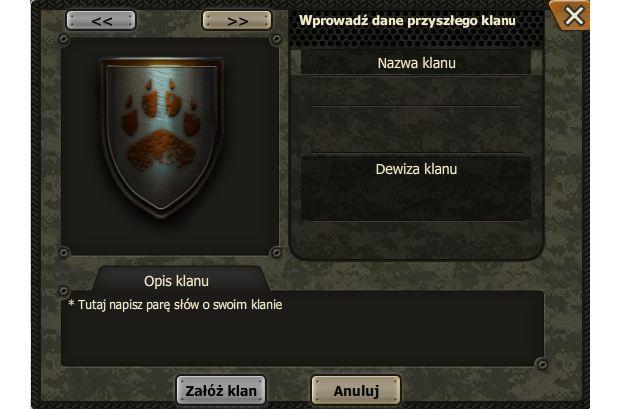 Riot Zone Jak założyć klan