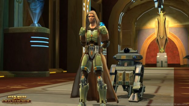 Star Wars The Old Republic t7-o1