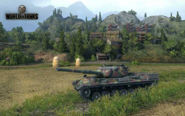 Leopard 1 (medium tank)