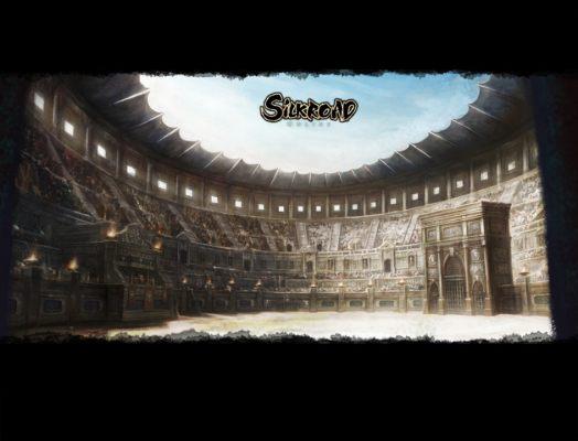Silkroad Survival Arena
