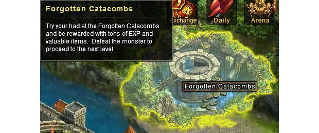 Wartune Catacombs