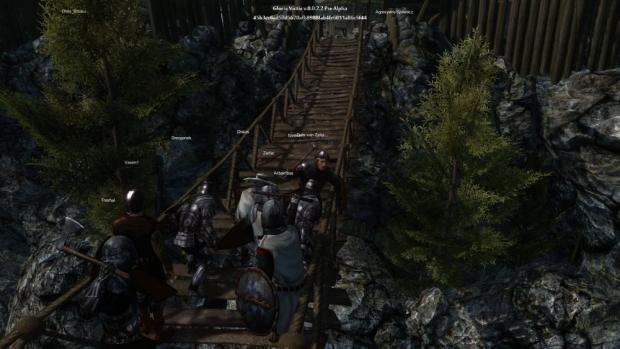 Gloria Victis MMORPG