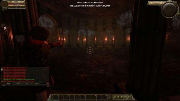 Gloria Victis gry MMO