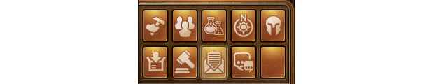 Forge of Empires Sterowanie