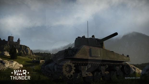 War Thunder Czołgi