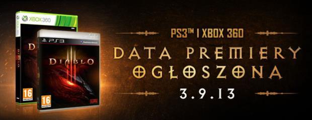 Diablo 3 na konsole