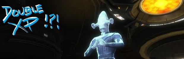 Star Wars the Old Republic podwójny EXP