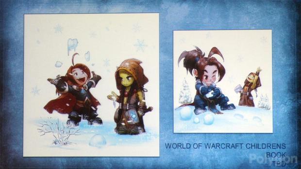 World of Warcraft dla dzieci