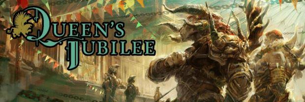 Guild Wars 2 Queen's Jubilee