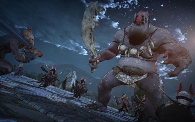 Black Desert MMO potwory