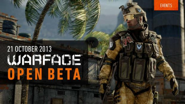 Warface Open Beta