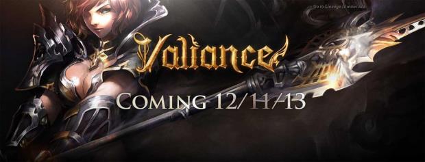 Lineage 2 Valiance