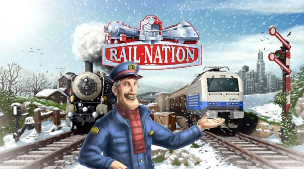 Rail Nation MMO